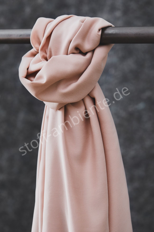 TENCEL™ Lyocell Meet Milk Smooth Drape Powder Pink